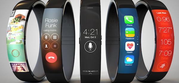 Stappenteller armband iphone
