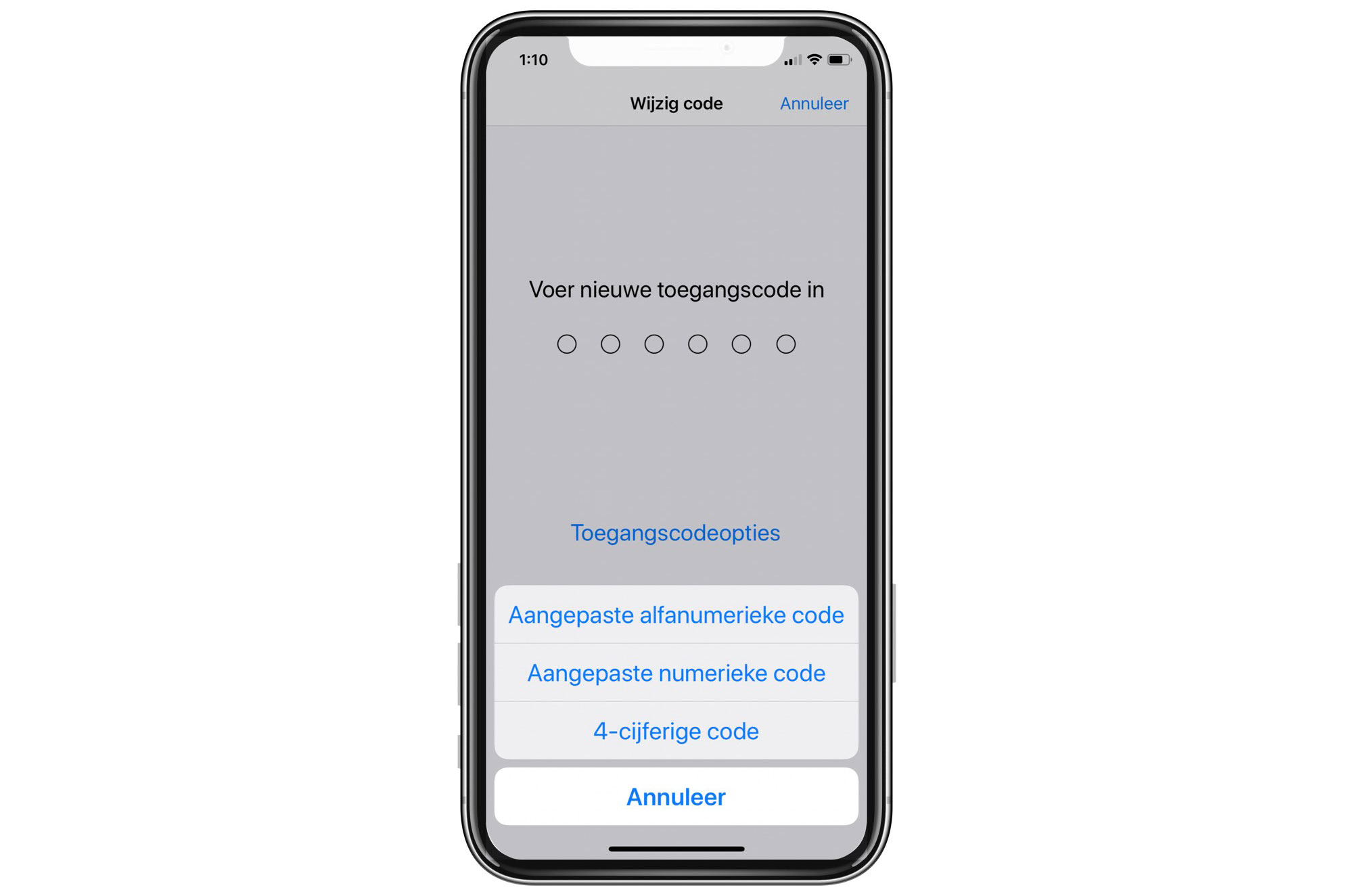 https://www.macfreak.nl/modules/news/images/zArt.iPhoneXAangepasteAlfanumeriekeCode.jpg